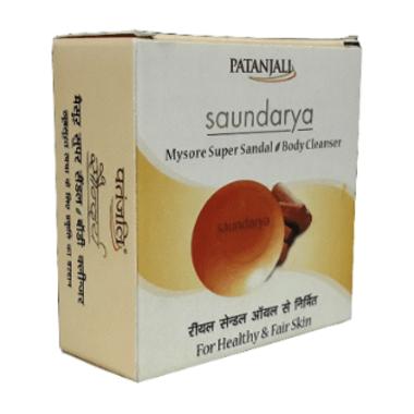 Patanjali Saundarya Mysore Super Sandal Body Cleanser