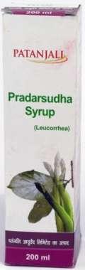 Patanjali Pradarsudha Syrup