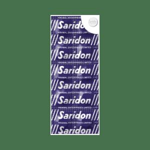 Saridon Tablet