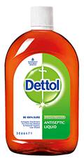 Dettol Antiseptic Liquid Disinfectant 250 ml