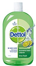 Dettol Disinfectant - Lime Fresh 500 ml