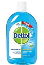 Dettol Disinfectant Liquid - Menthol Cool 200 ml