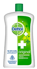 Dettol Liquid Handwash - Original 900 ml