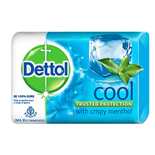 Dettol Soap - Intense Cool 75 gm
