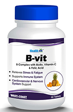 HealthVit B-Vit Multivitamin Tablet 60's