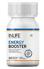 INLIFE Energy Booster Capsules 60's