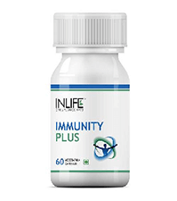 INLIFE Immunity Plus Capsules 60's