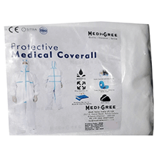 Medigree Protective Medical Coverall