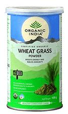 Organic India Wheat Grass Powder 100 gm