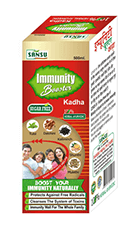 Sansu Sugar Free Immunity Booster Drink 500 ml