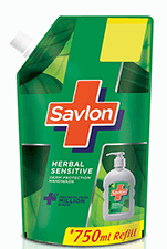 Savlon Herbal Sensitive Hand Wash 750 ml