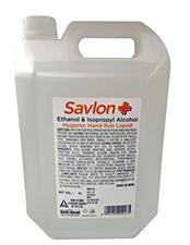 Savlon Hygienic Hand Rub Liquid 5 litre
