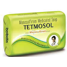 Pack of 4 Tetmosol Medicated Soap 100 gm